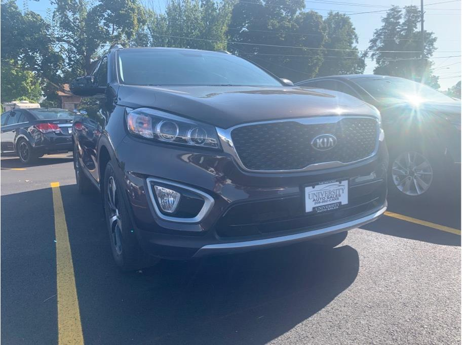 2017 Kia Sorento from University Auto Sales of Moscow