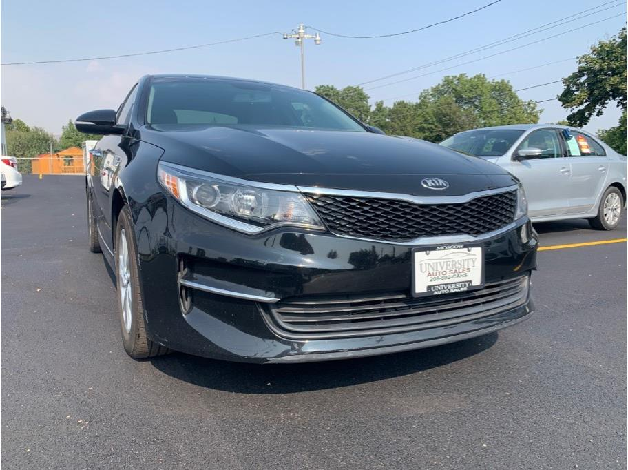 2016 Kia Optima from University Auto Sales of Lewiston