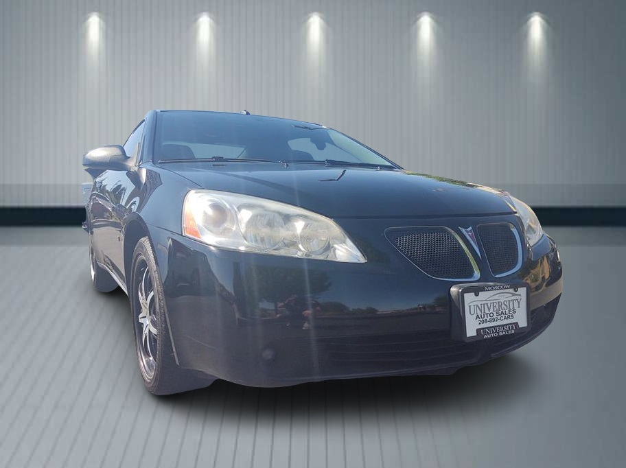 2008 Pontiac G6 from University Auto Sales of Moscow