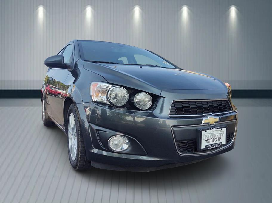 2016 Chevrolet Sonic from University Auto Sales of Moscow