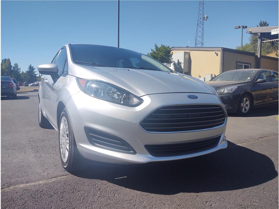 2015 Ford Fiesta from University Auto Sales of Lewiston