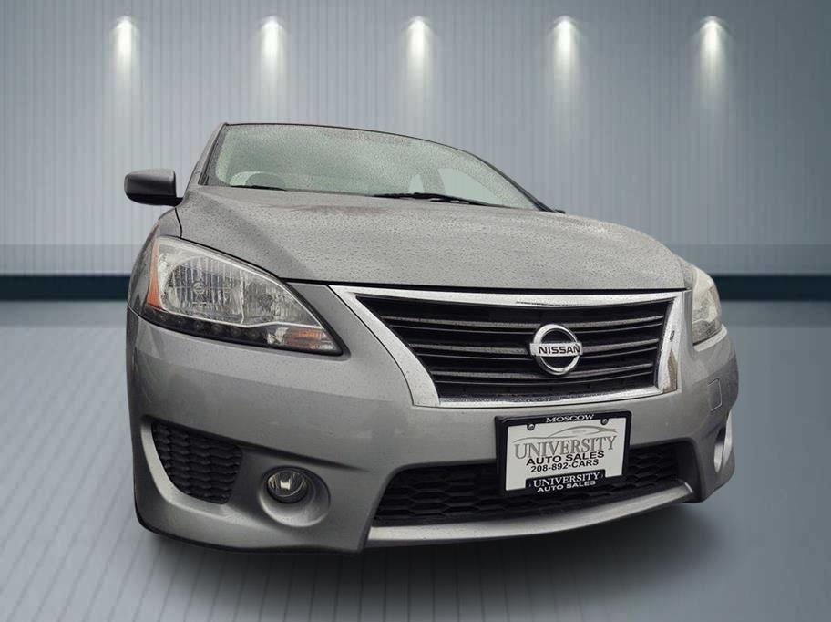 2014 Nissan Sentra from University Auto Sales of Coeur d'Alene