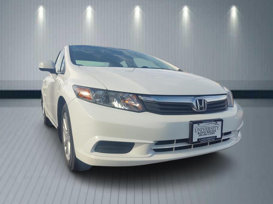 2012 Honda Civic from University Auto Sales of Moscow
