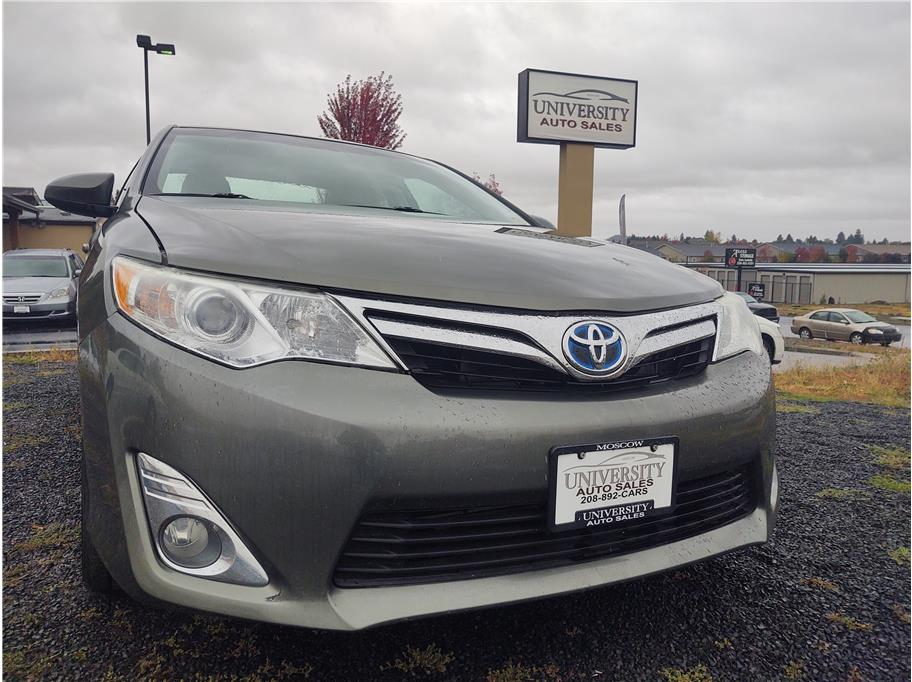 2012 Toyota Camry from University Auto Sales