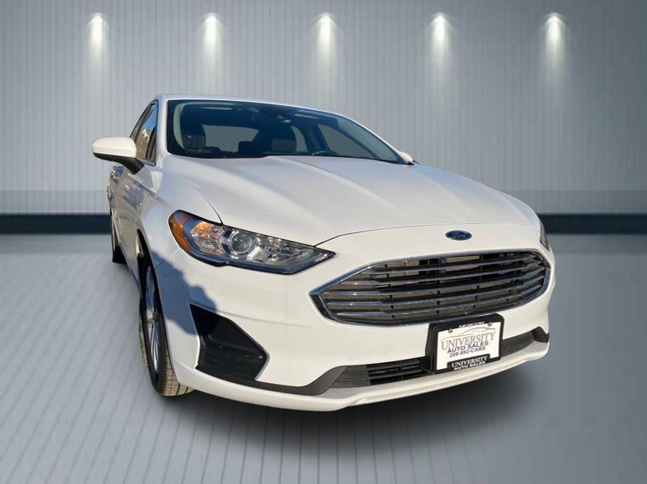 2019 Ford Fusion from University Auto Sales of Moscow