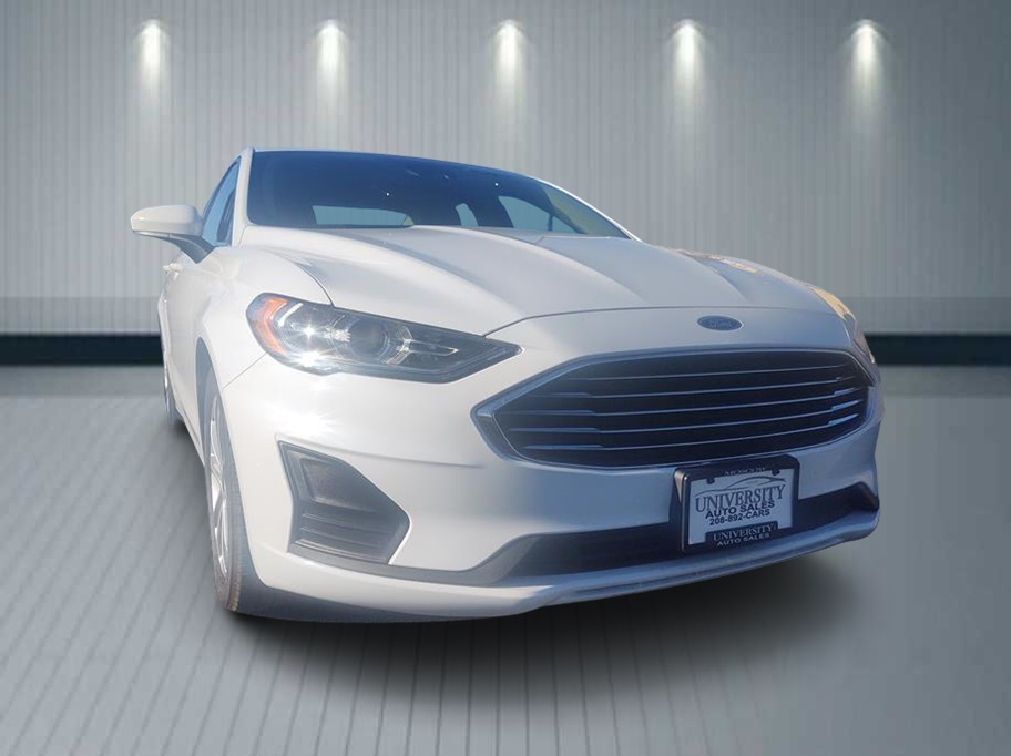 2019 Ford Fusion from University Auto Sales of Lewiston