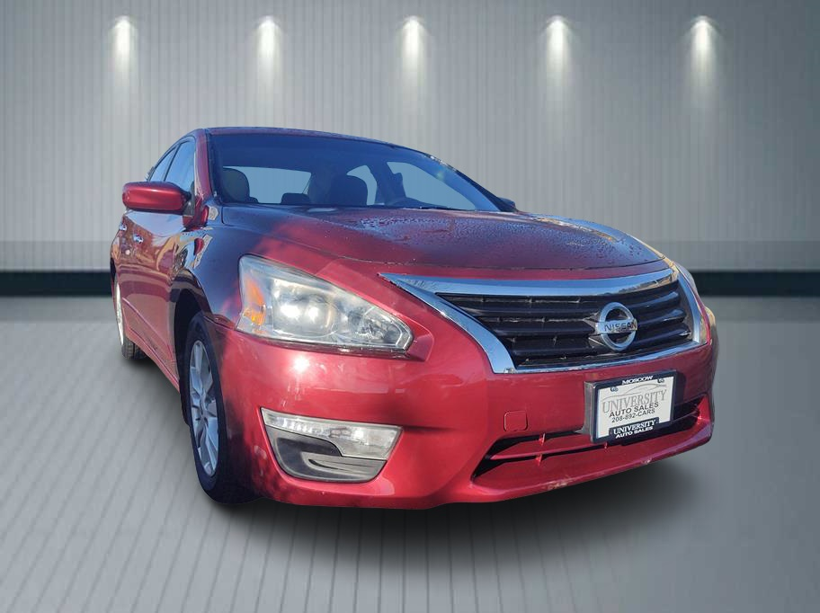 2014 Nissan Altima from University Auto Sales of Lewiston