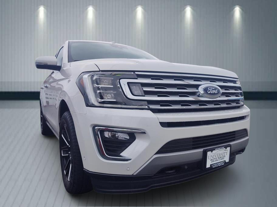 2018 Ford Expedition MAX from University Auto Sales of Moscow