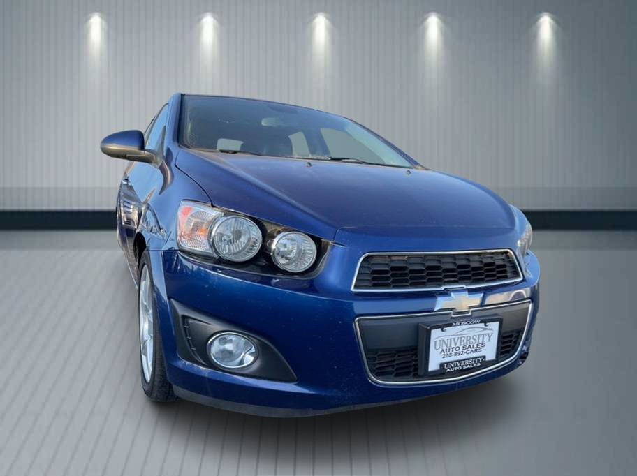 2013 Chevrolet Sonic from University Auto Sales of Moscow