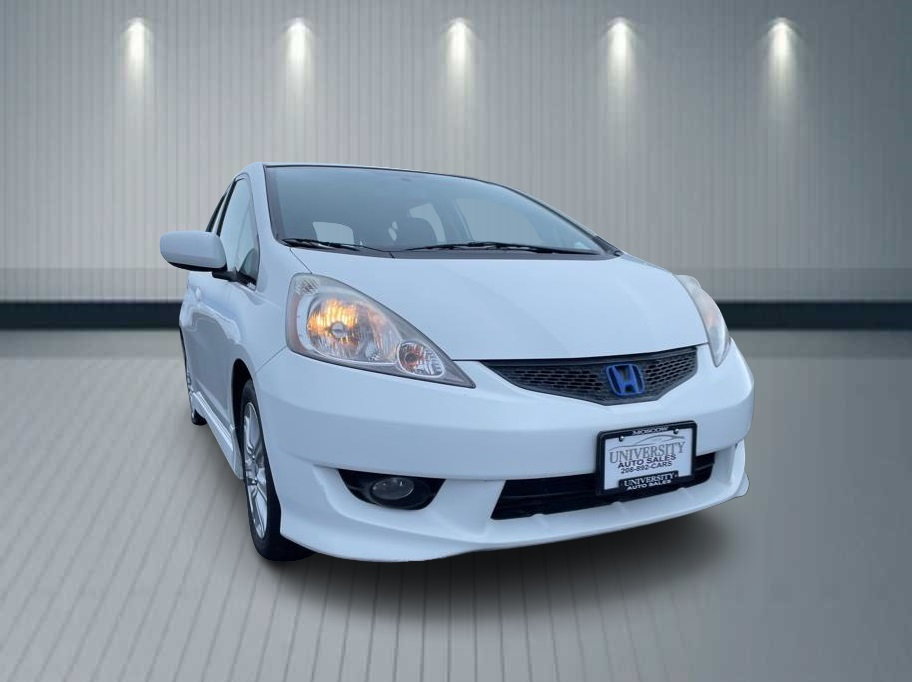 2010 Honda Fit from University Auto Sales of Lewiston