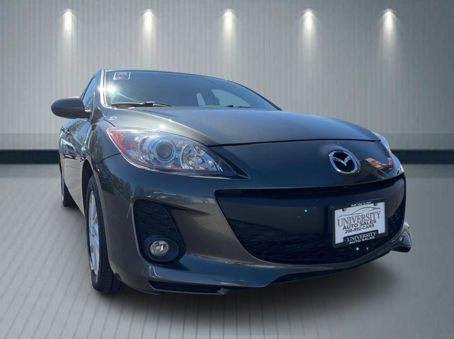 2012 Mazda MAZDA3 from University Auto Sales of Lewiston