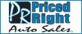 Priced Right Auto Sales