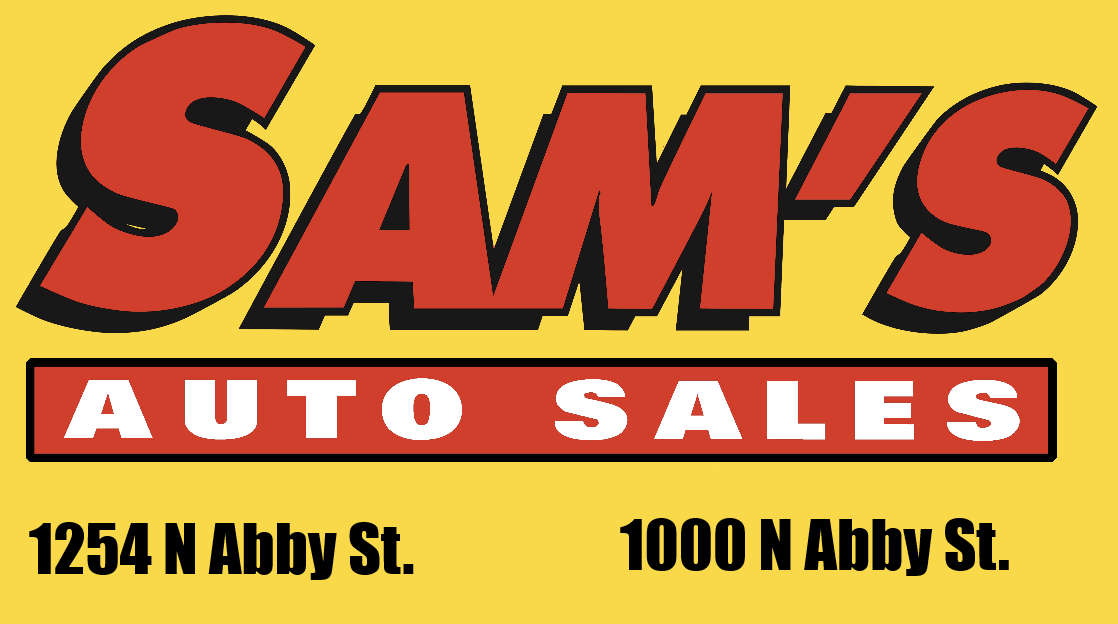 Sams Auto Sales >> Sams Auto Sales Inventory Listings